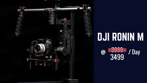 DJI Ronin M On Rent
