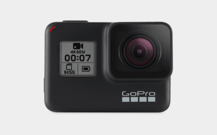 GoPro Hero 7 Black on rent
