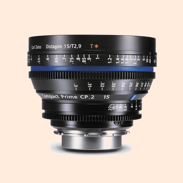 Compact Prime 2 15MM Lens on Rent