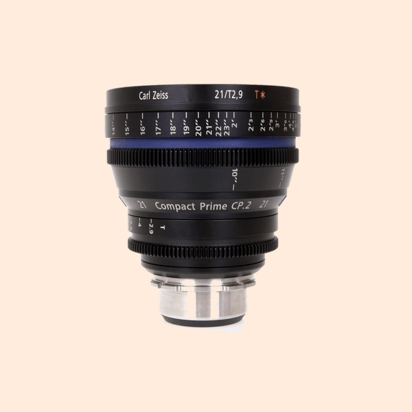 Compact Prime 2 21mm Lens on Rent