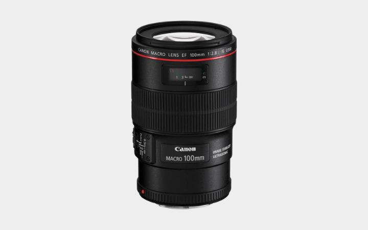 Canon 100 mm Macro F2.8 IS