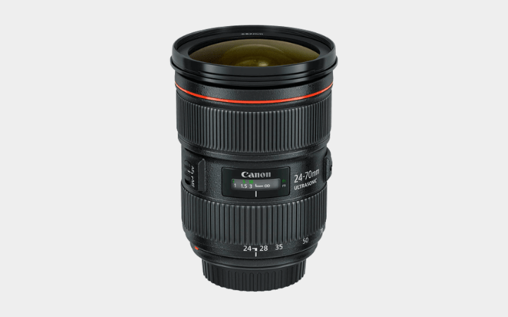 Canon 24-70 F2.8L IS2