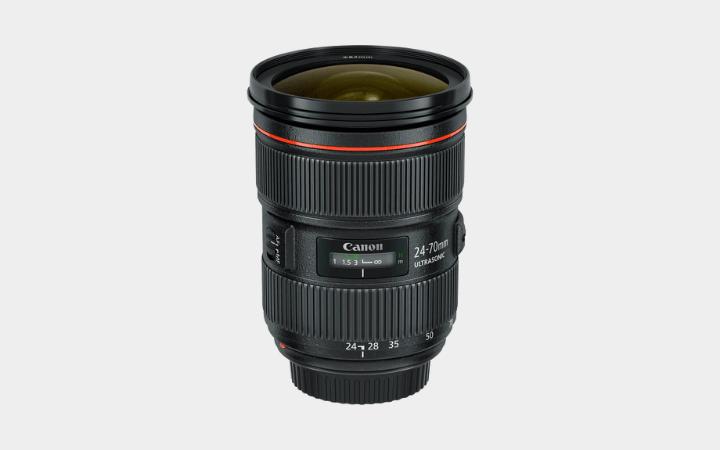 Sony 24-70 G Master F-2.8 Lens on Rent