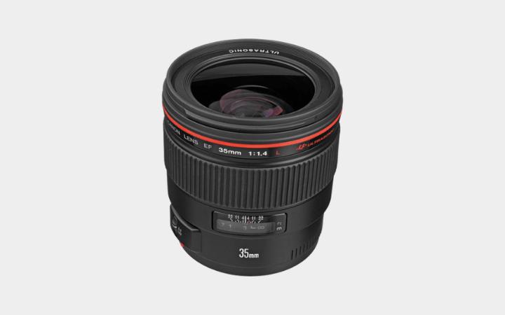 Canon 35MM Lens F2.0