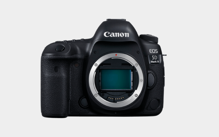 Canon 5D MARK-IV Camera on Rent