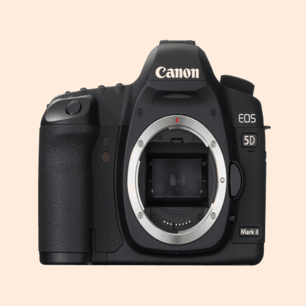 Canon 5D MARK-II Camera on Rent