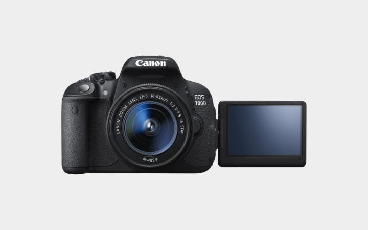 Canon EOS 700D on Rent