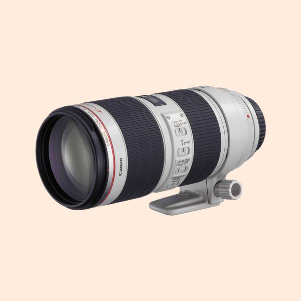 Canon 70-200 2.8L Lens