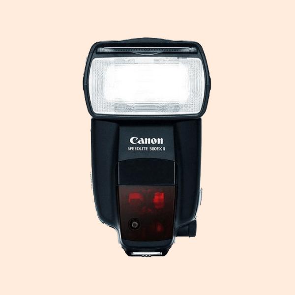 Canon Speedlite 580EX II on Rent
