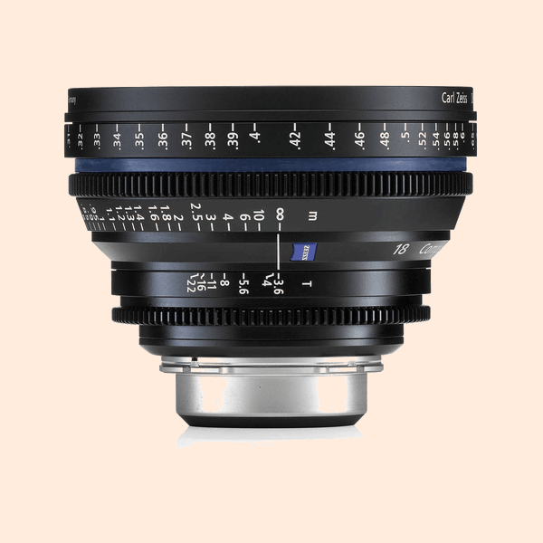 Compact Prime 2 18mm Lens on Rent