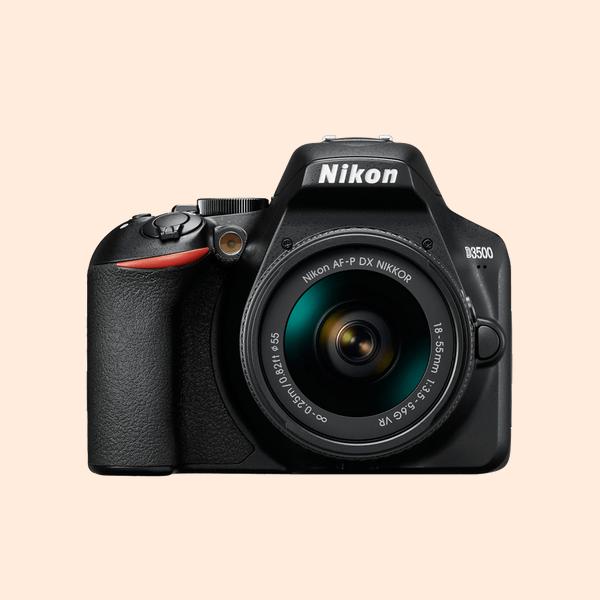 Nikon D3500 + 18-55 + 70-300