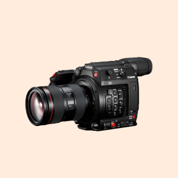Canon C 200 Camera