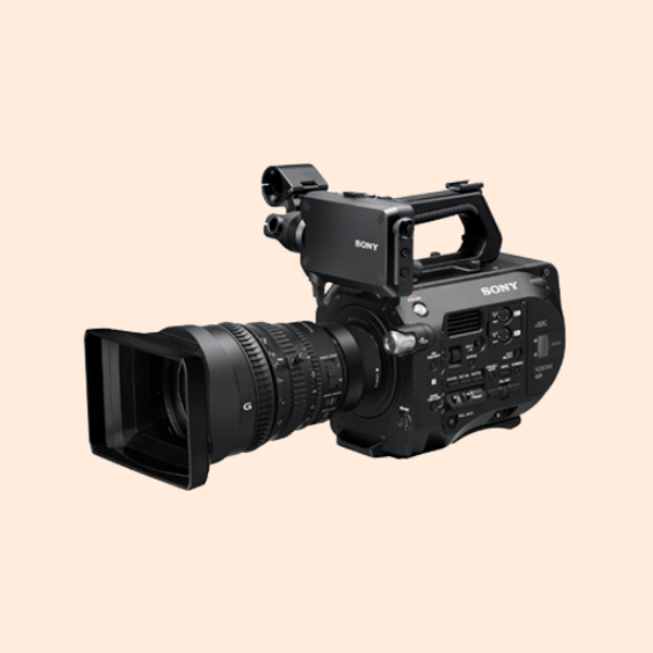 Sony FS-7 4k Camera on Rent