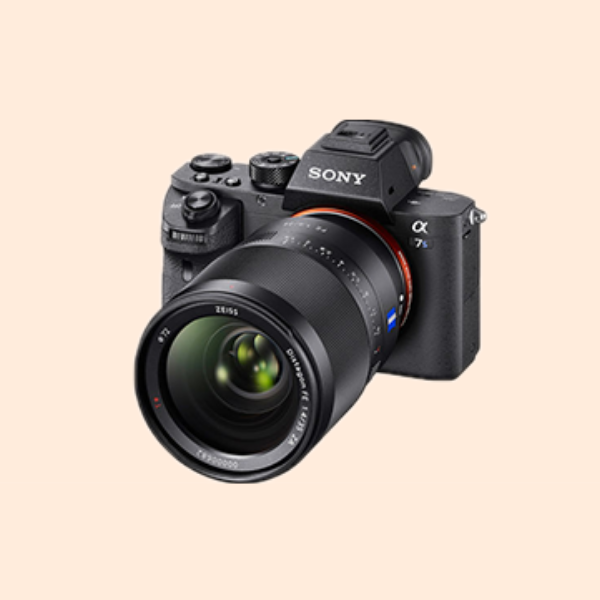 Sony A7S-II Camera on Rent