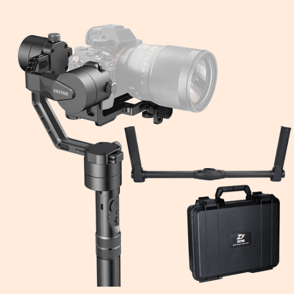 Zhiyun Crane - 3 Lab Gimbal on Rent