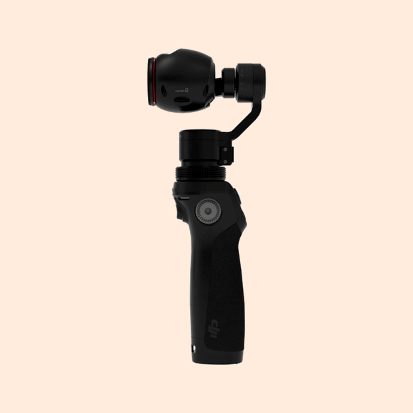 DJI OSMO 4K Camera on Rent