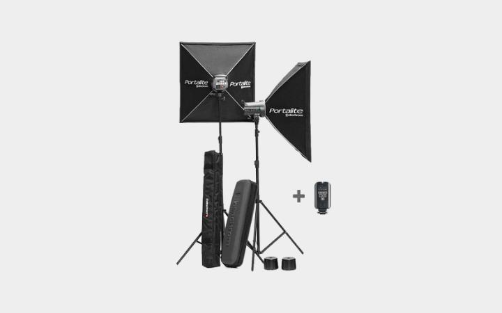 Ellinchrome RX Master Studio Lights on rent