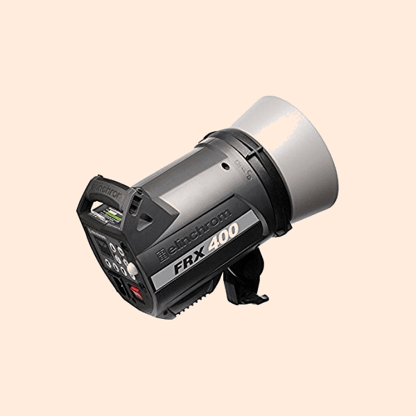 Ellinchrome FRX-400 Studio Lights - 2 - on rent