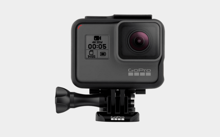 GoPro Hero 5 Black on Rent