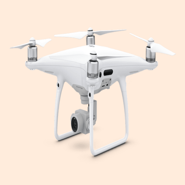 Helicam DRONE PHANTOM-4 Camera on Rent