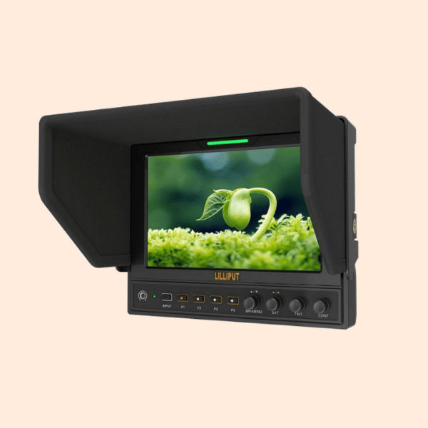 Lilliput 7inch Monitor On Rent