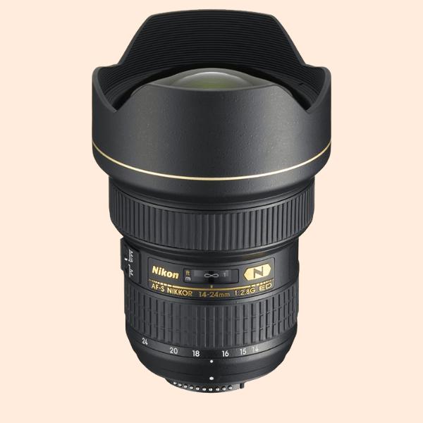 Nikon 14-24mm f/2.8 ED VR Lens