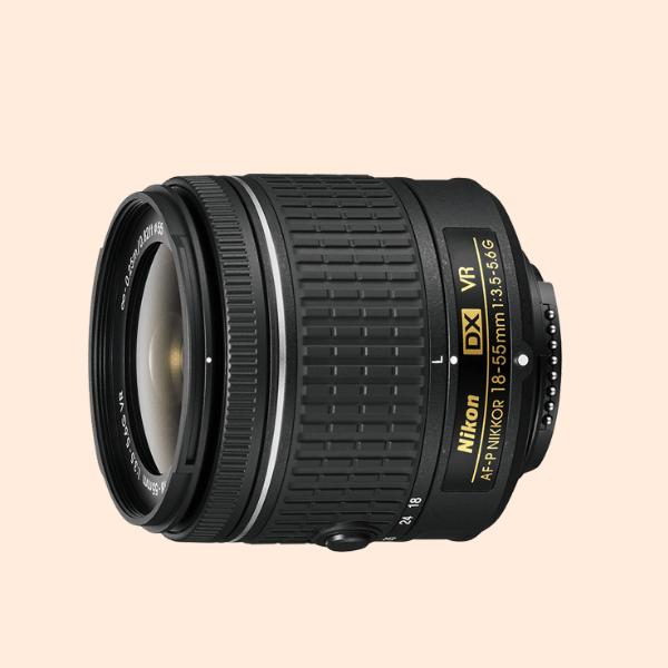 Nikon 18-55mm f/3.5-5.6G VR II Lens