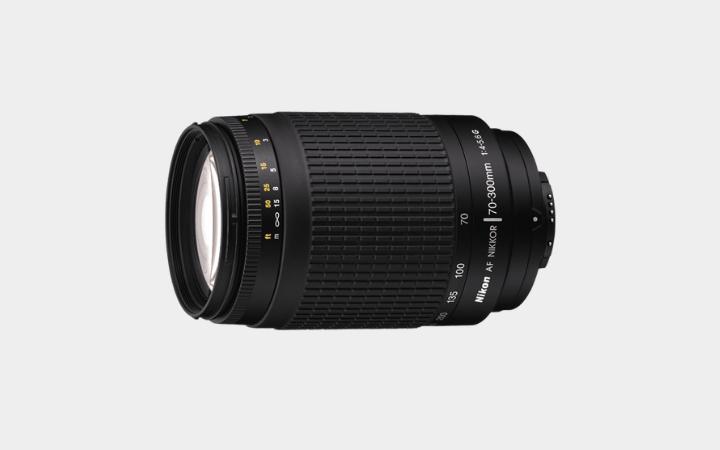 Nikon 70-300mm f/4-5.6G Lens