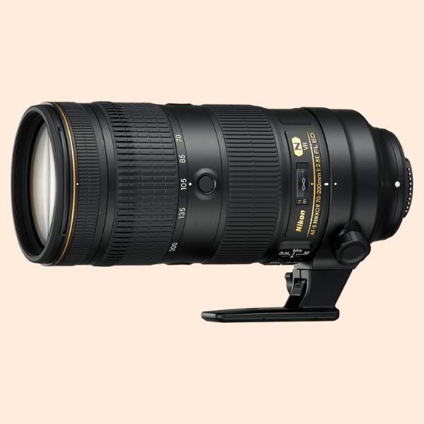 Nikon 70-200mm f/2.8G ED VR 2 Lens