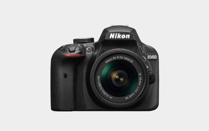 Nikon D 3400 camera