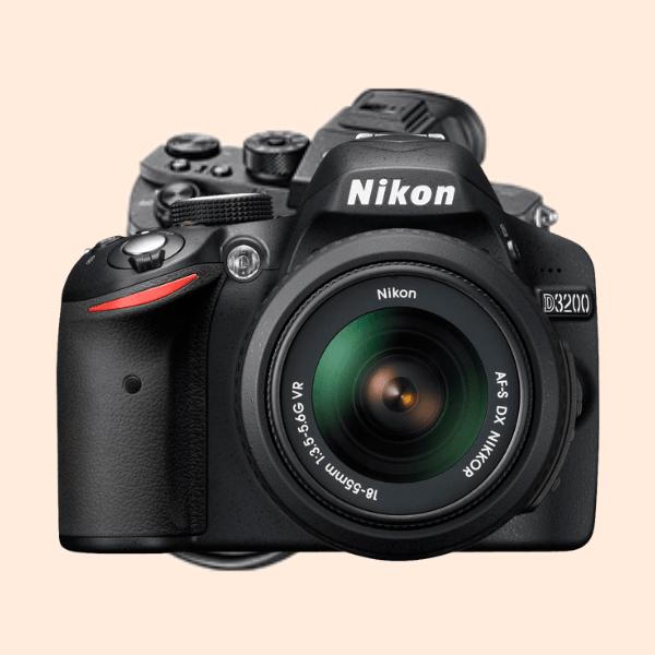 Nikon D 3200 Camera