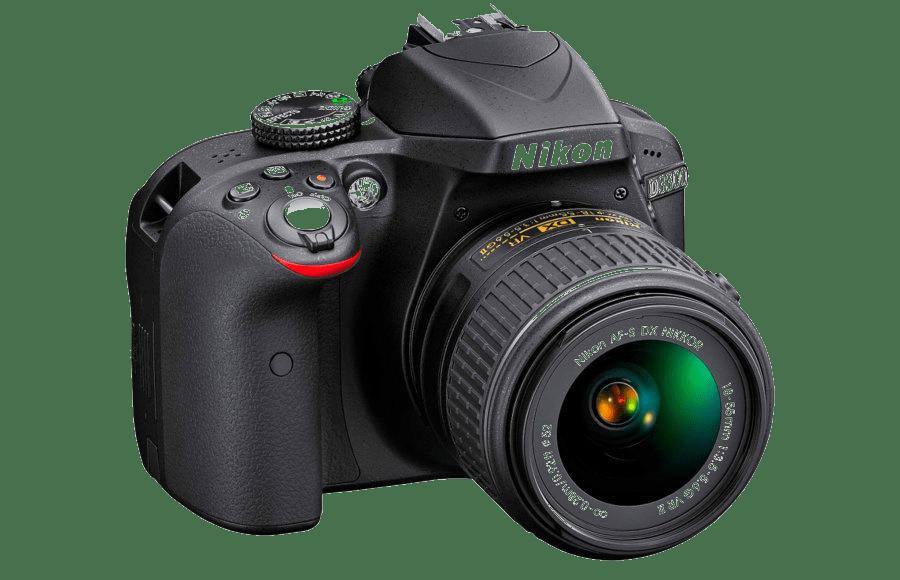 Nikon D5200 Camera Rental