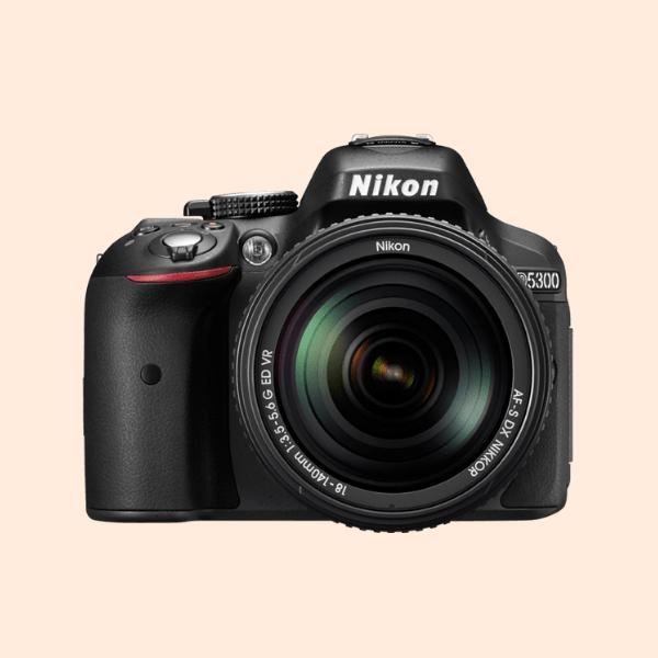 Nikon D5300 Camera Rental