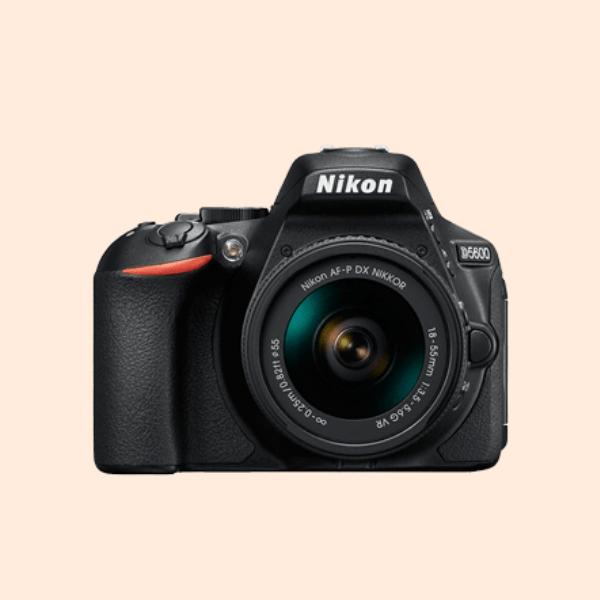Nikon D 5600 DSLR