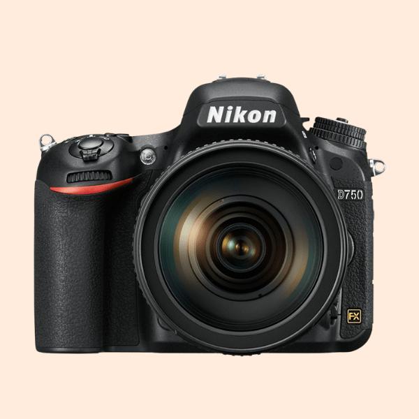 Nikon D 750 Camera