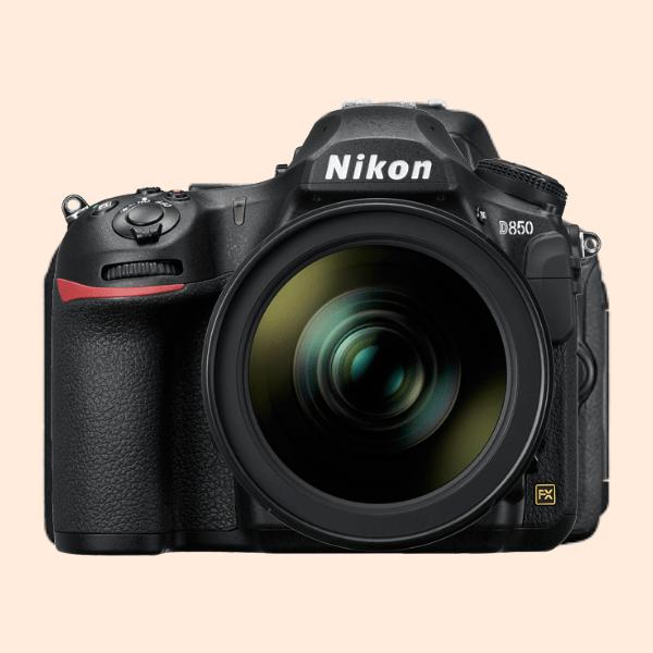 Nikon D 850 Camera