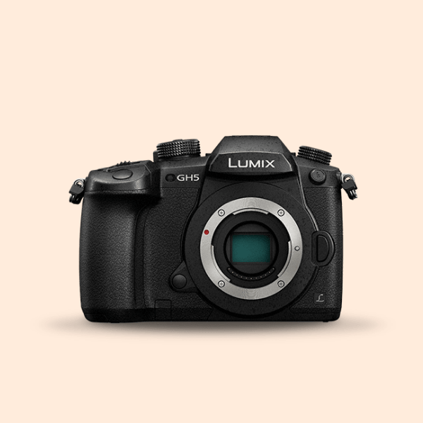 Panasonic GH5 4K Camera on rent
