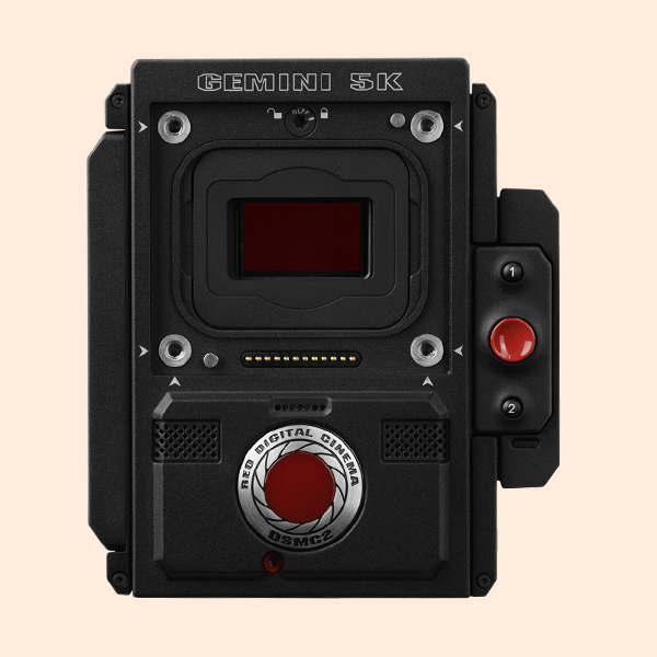 RED Gemini 5k Camera on Rent