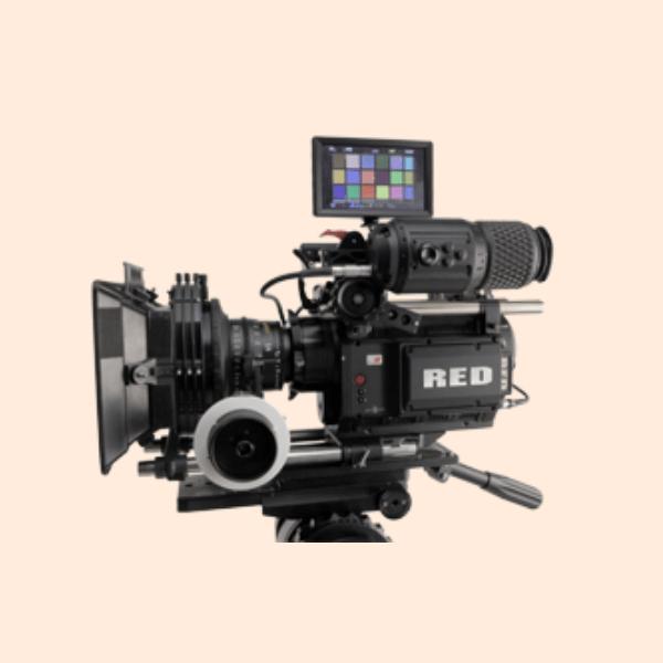 RED MX 4.5k Cinema Camera