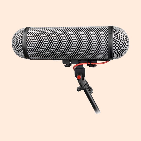 Sennheiser MKH-416 Short Shotgun MicrophoneOn Rent