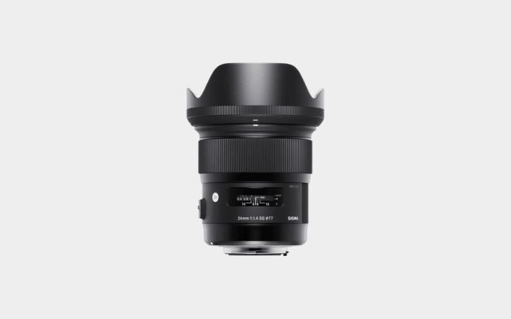 Sigma 24mm F-1.4 DG HSM ART (Canon)