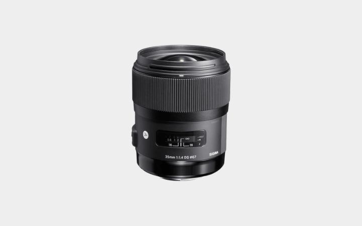 Sigma 35mm F-1.4 DG HSM ART (Canon)