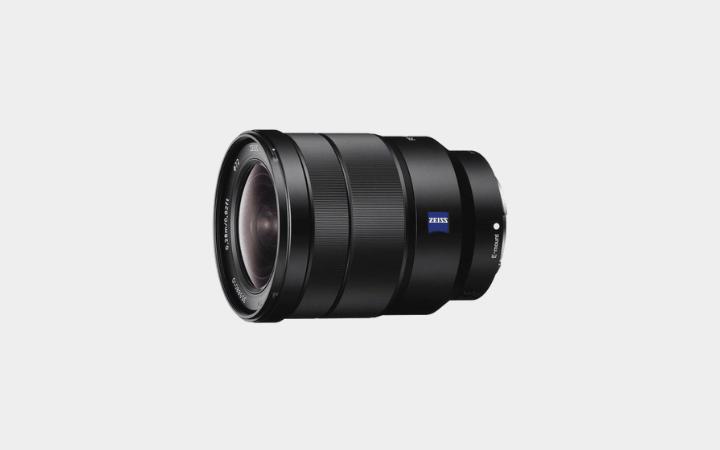 Sony 16-35 F-4 Lens on Rent