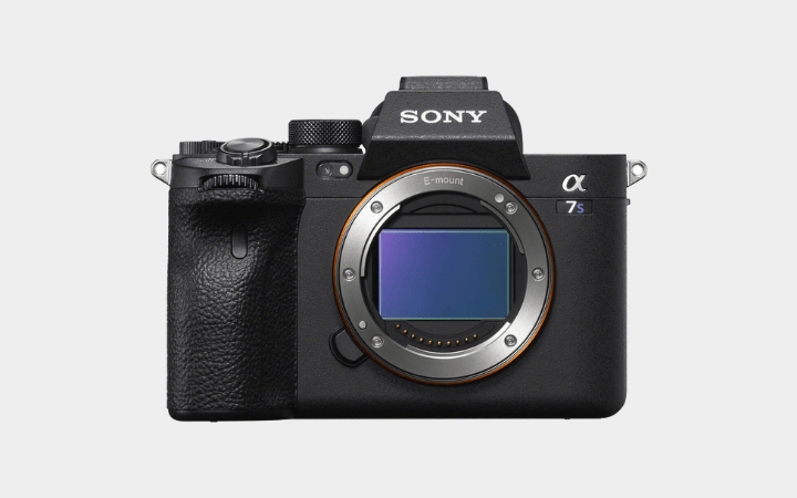 Sony A7S-III Camera on rent