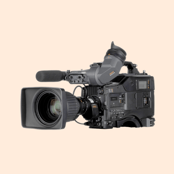 Sony HDW- F-900 Camera on Rent