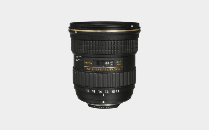 Tokina 11-16 F2.8 Lens