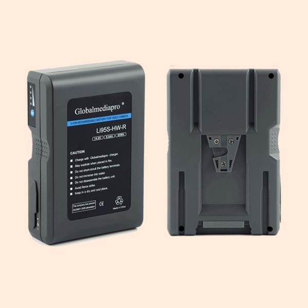 V Mount External Battery On Rent