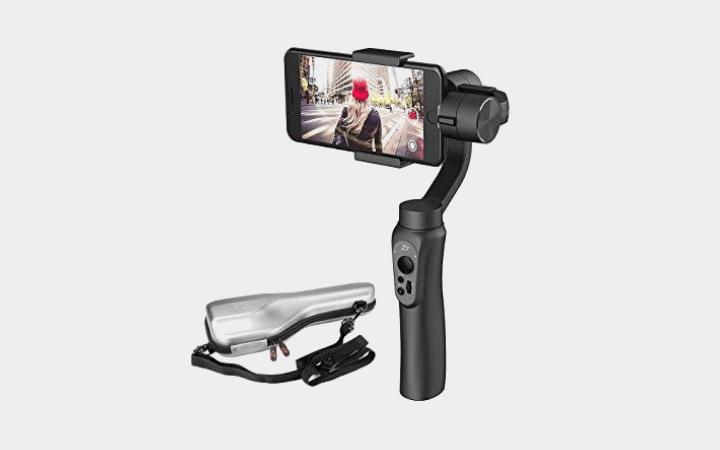 Zhiyun-Tech Smooth-Q Smartphone Gimbal on rent
