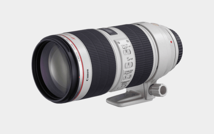 Canon 70-200 F2.8L IS2