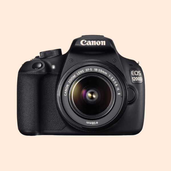 Canon EOS 1200D On Rent